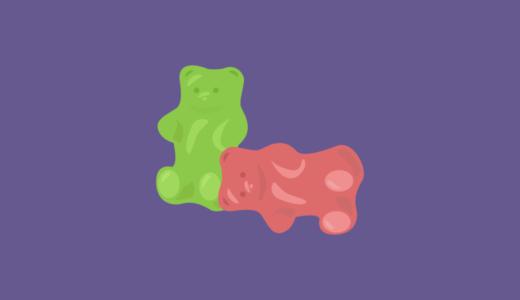 【懐かしいグミ9選】誰もが昔食べたことのある超懐かしいグミをまとめました。もう生産中止のグミも。。