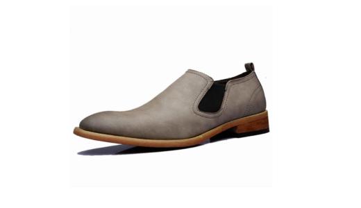 【グレーの革靴】おしゃれなエンジニアになりたいから、グレーの革靴を買ってみた。