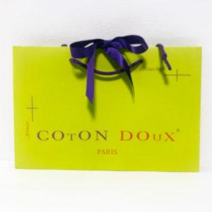 コトンドゥのパンツのプレゼントの袋
