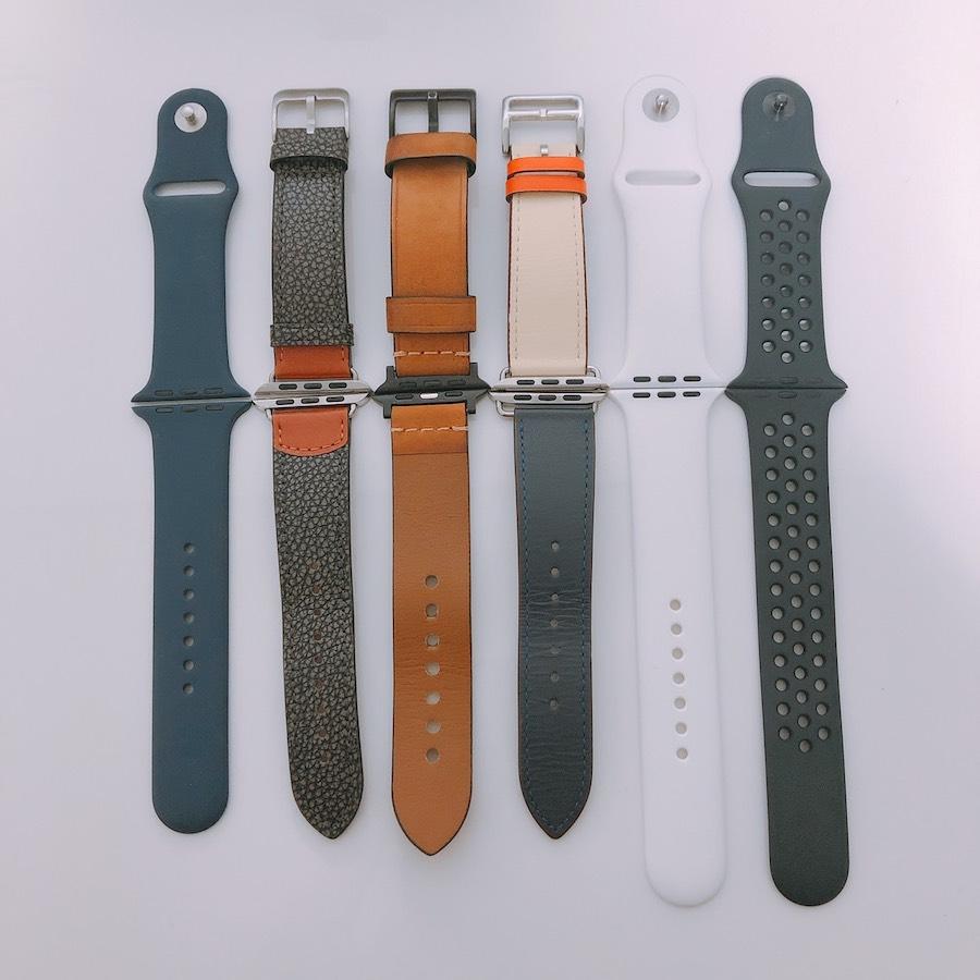 Apple Watchのバンドランキングの画像