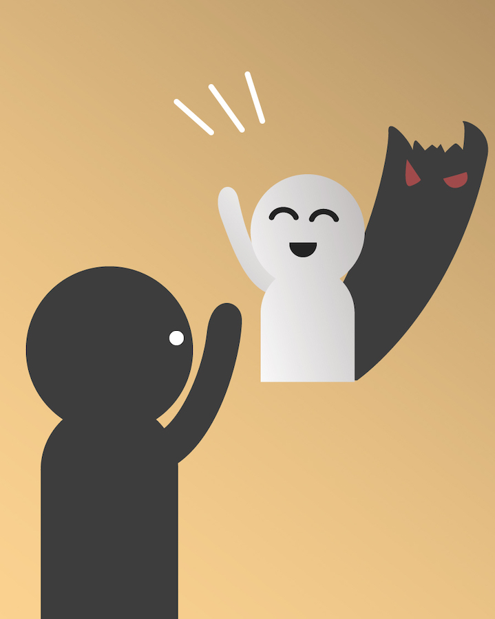 マルチ商法で会員同士の絆はかなり深いので、友達ができる画像