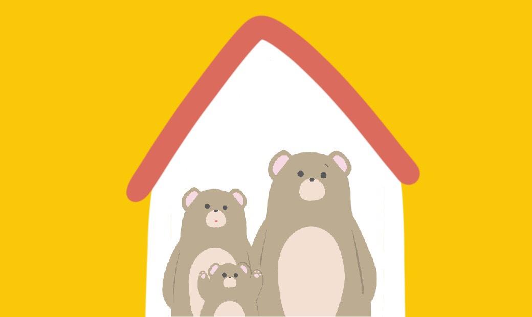 ゴルディロックス効果の3匹のクマの話
